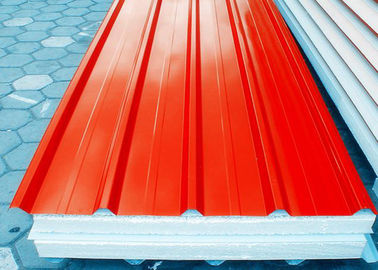Trung Quốc Orange Roof Sheet Coil Prepainted Galvalume Steel Coil For Roller Shutter Door nhà phân phối