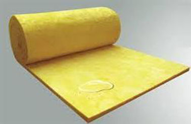 Trung Quốc High Temperature 1000mm Glass Wool Insulation Blanket For Sandwish nhà máy sản xuất