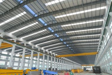 Trung Quốc Alkyd Paint Tubular Steel Structures With AWS , BS , EN , ISO Certificate nhà phân phối
